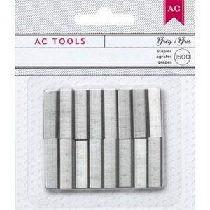 Picture of *50% OFF* Mini Stapler Refill Staples - Gray  *SALE* WHILE SUPPLIES LAST